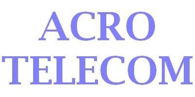 Pièces détachées Acro telecom
