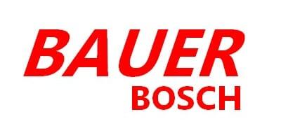 Pièces détachées Bauer bosch