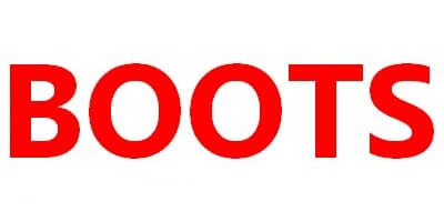Pièces détachées Boots