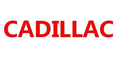 Pièces détachées Cadillac