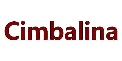 Pièces détachées Cimbalina