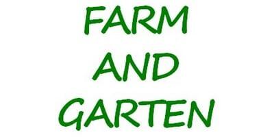 Pièces détachées Farm and garten