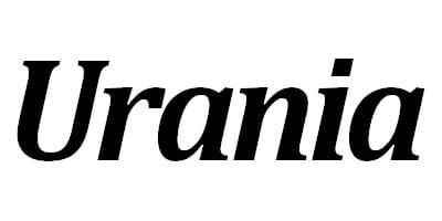 Pièces détachées Urania
