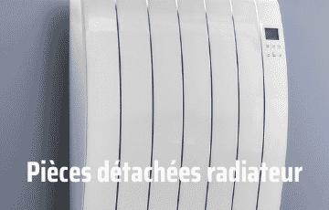 Pièces détachées radiateur