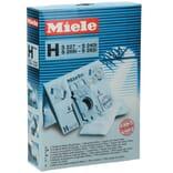 Sacs aspirateur type h par 5 + filtres