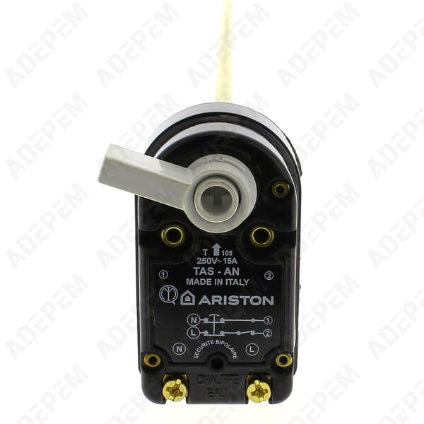 Thermostat tas th tas an 450mm 007298 adepem for Th 450 termostato