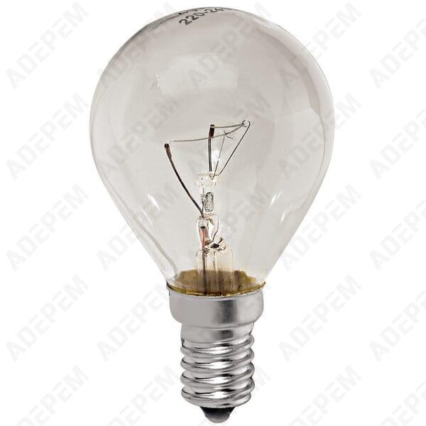 Ampoule 40w e14 00057874