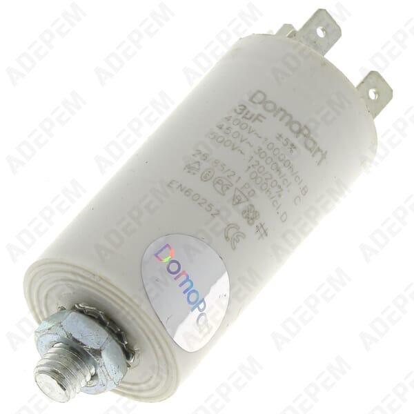 Condensateur 3µf 400v + APPAREIL