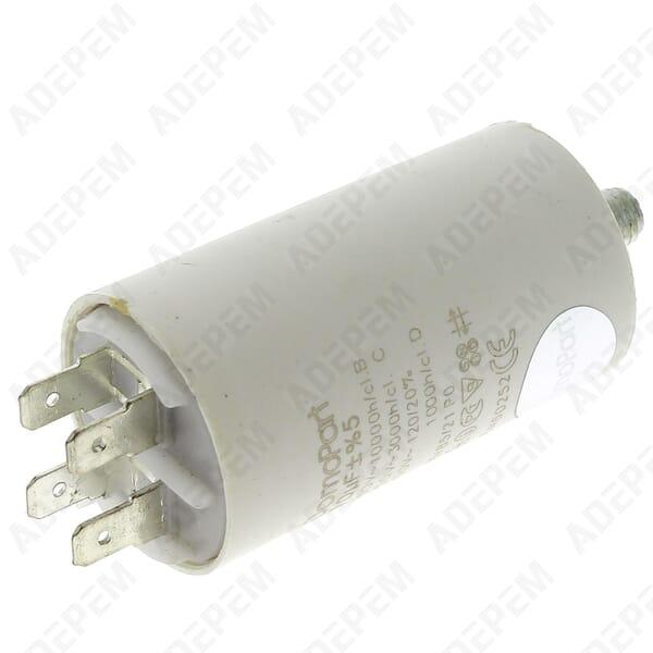Condensateur 10µf 400v - 2
