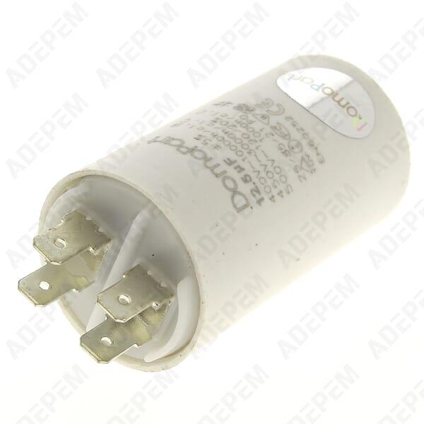 Condensateur 12,5µf 400v