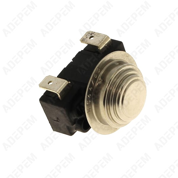 Thermostat nc44° 60° sortie