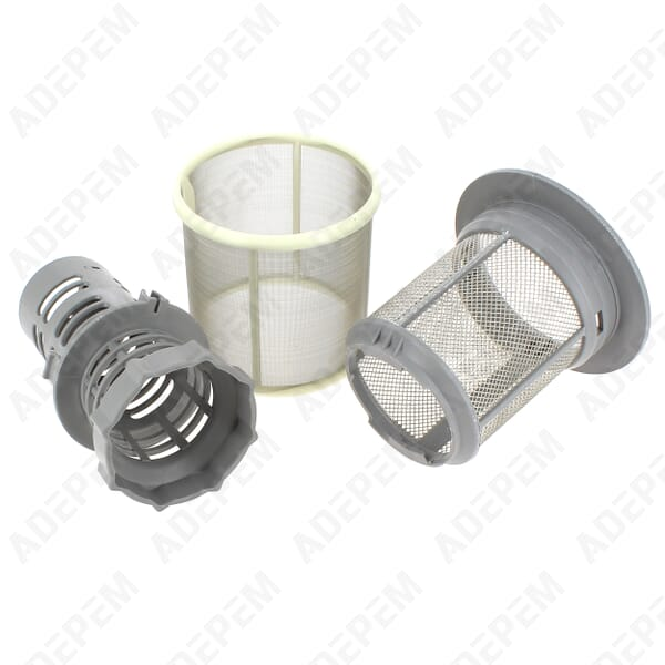 Microfiltre lave-vaisselle, 10002494 + APPAREIL