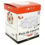 Pot de yaourtières par 8
