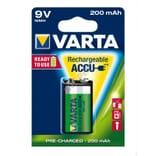 Batterie 9v 200mah