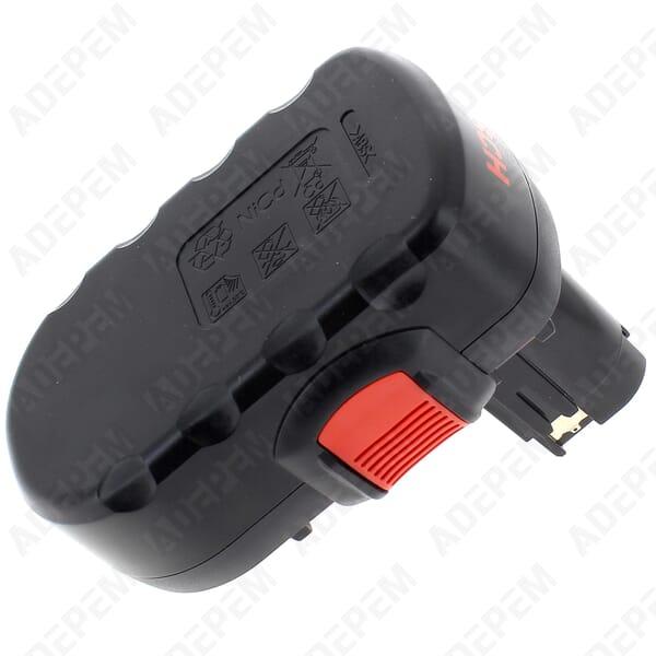 Batterie 18v 1 5ah nicd opack bosch pour visseuse coupe - Batterie pour coupe bordure bosch ...