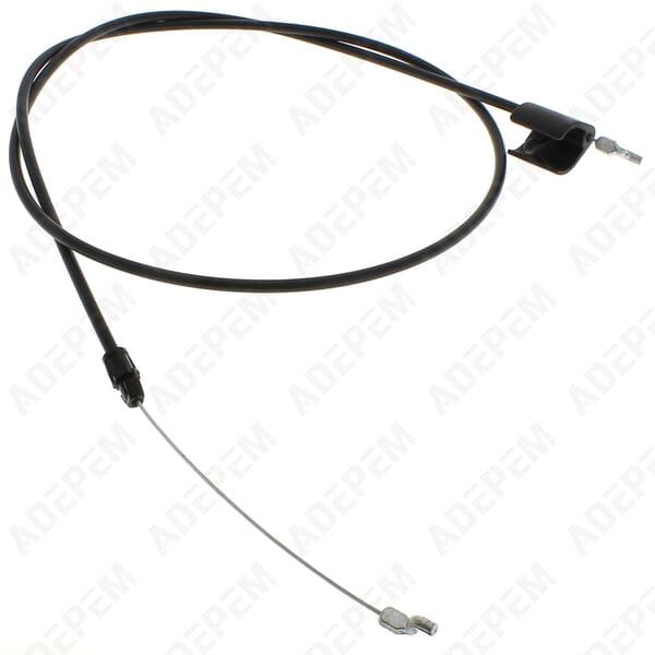 Cable de commande frein moteur