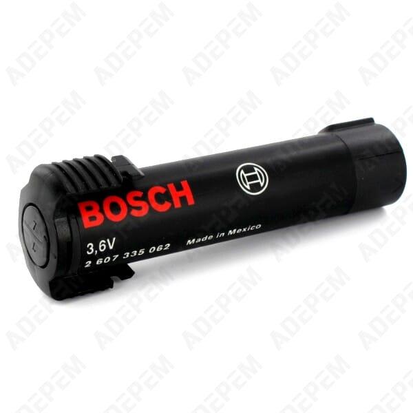Batterie 3,6v-1,2ah nicd