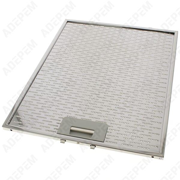 filtre graisse metal 364x285 164333 adepem. Black Bedroom Furniture Sets. Home Design Ideas