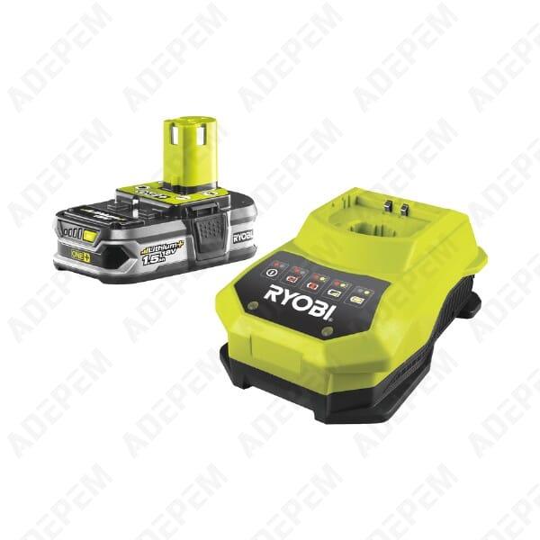 Batterie lithium+ 18 v 1,5 ah + chargeur + APPAREIL
