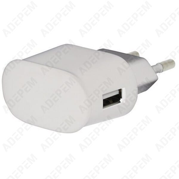 Chargeur 1a usb