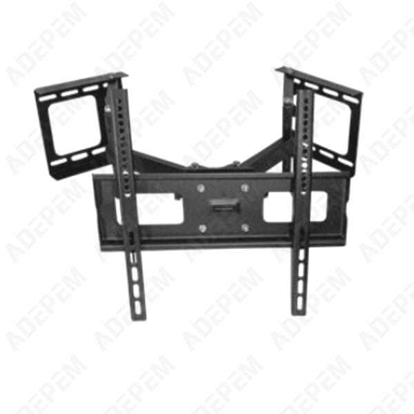 Support mural d 39 angle 45kg 169843 adepem - Support mural d angle ...