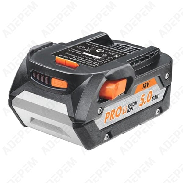 Batterie 18v 5,0ah li-ion l1850r