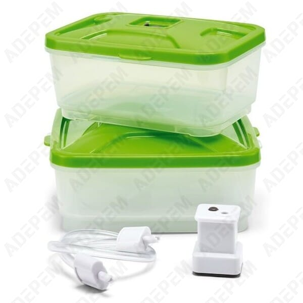 Accessoire lunch box vacupack