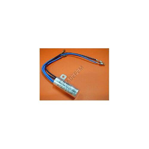 Condensateur 0,15µf + 2x2400pf Miele pour Aspirateur