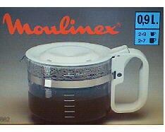 Verseuse cocoonsolea blanche cafetiere Moulinex AAR14C