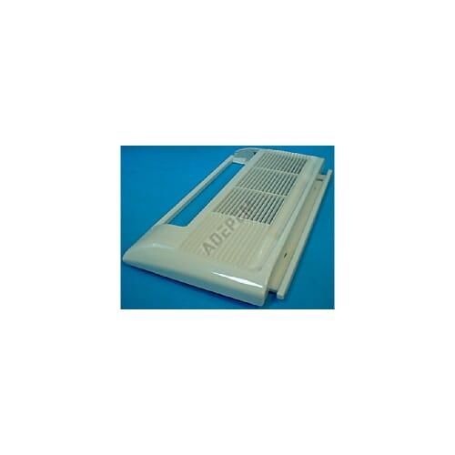 Grille portillon condenseur (plinthe)