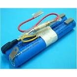 Accumulateurs aspirateur 1,2v 1300mah