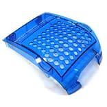 Grille filtre hepa bleue