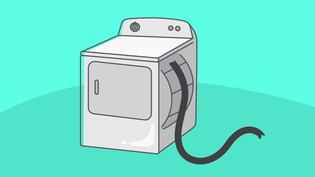 Changer ma courroie de sèche-linge, étape par étape