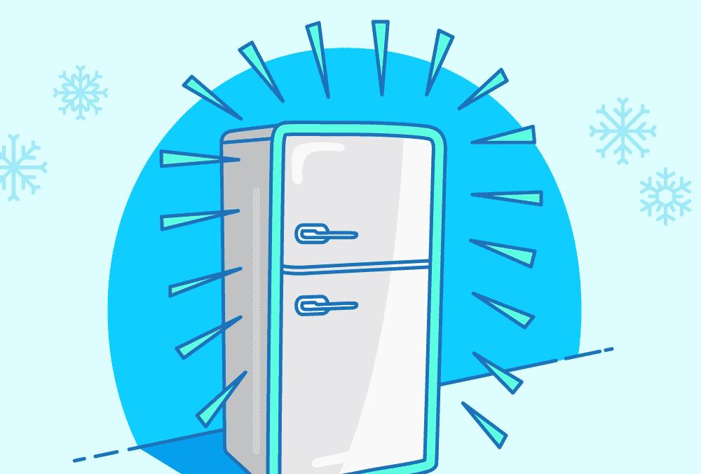 Changer un joint de réfrigérateur en 5 étapes