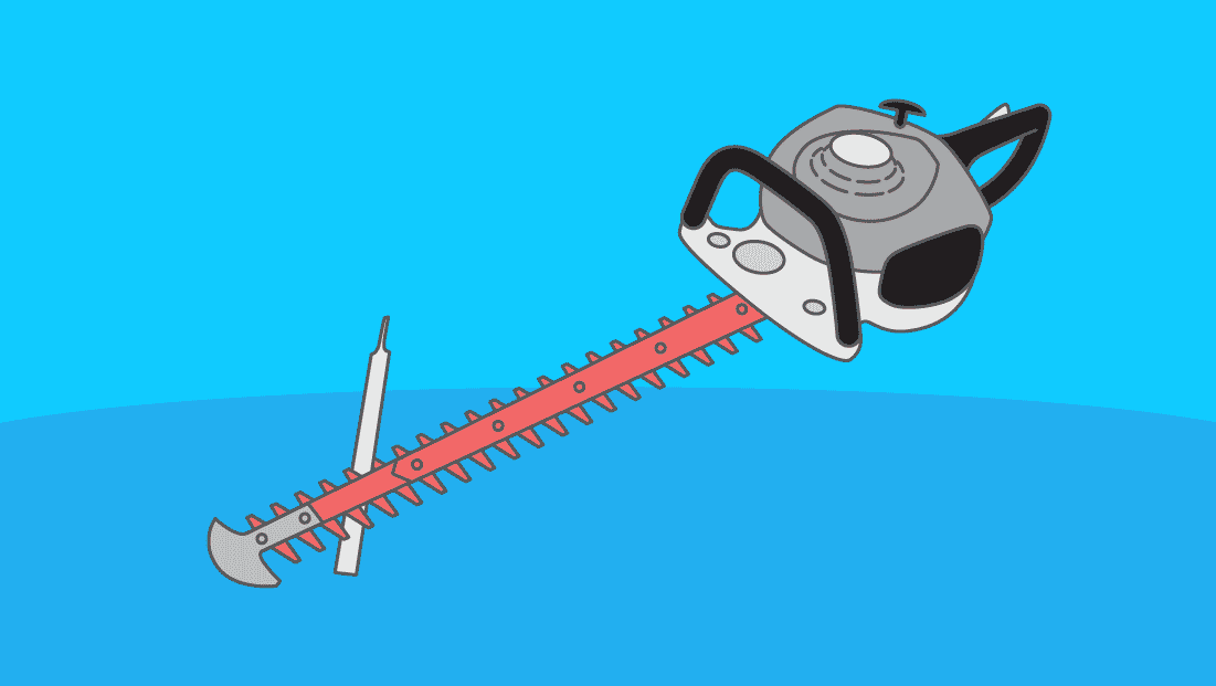 Comment affûter un taille-haie ?