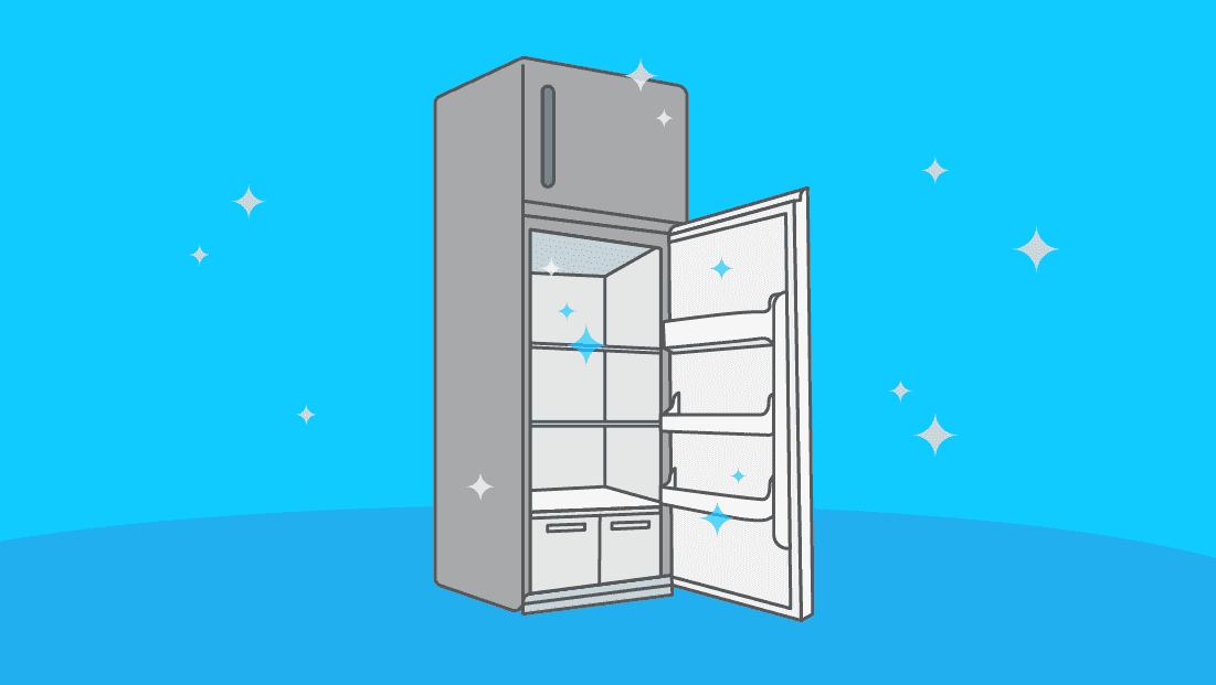 Comment dégivrer et nettoyer un frigo ?