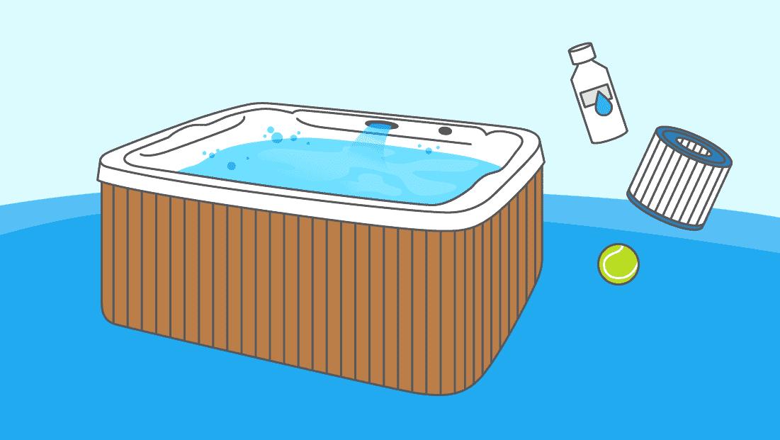 Comment nettoyer et faire l'entretien d'un spa ?