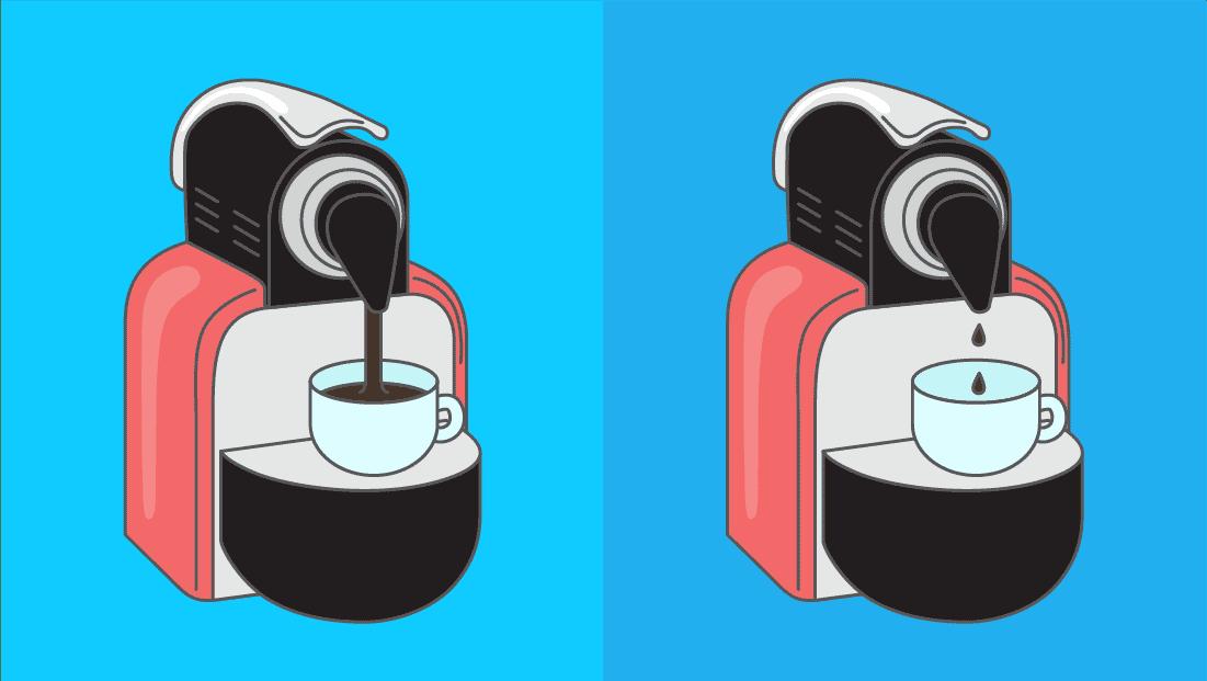 Comment réamorcer et changer la pompe de ma cafetière expresso ?