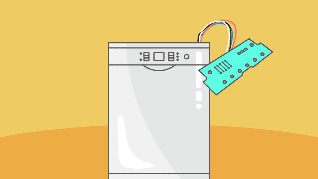 Comment remplacer la carte électronique de mon lave-vaisselle ?