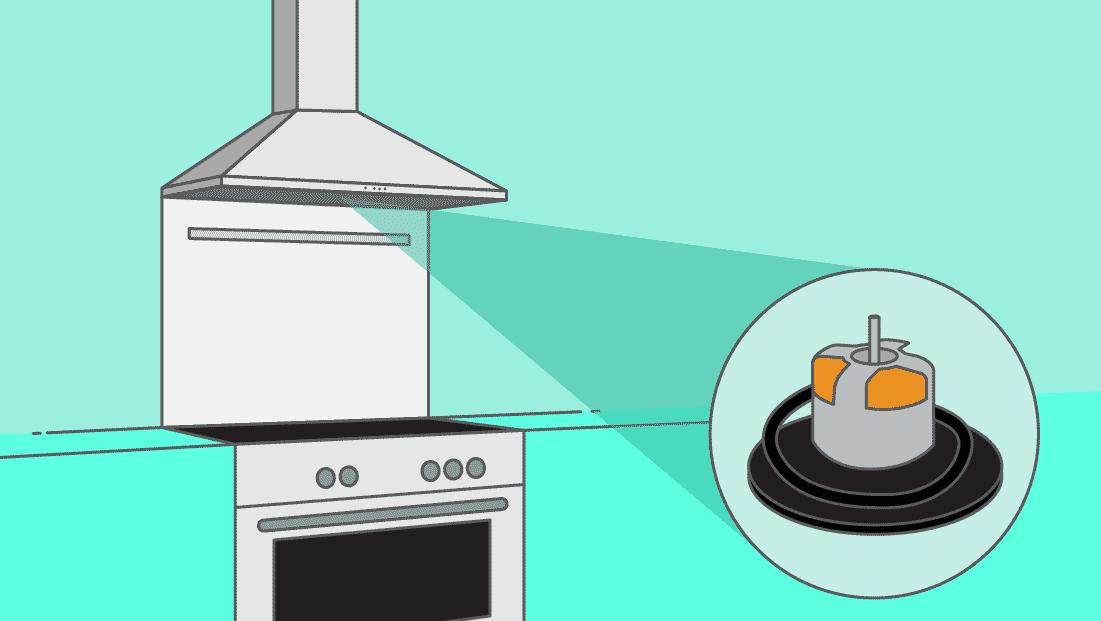Comment remplacer le moteur de ma hotte de cuisine ?