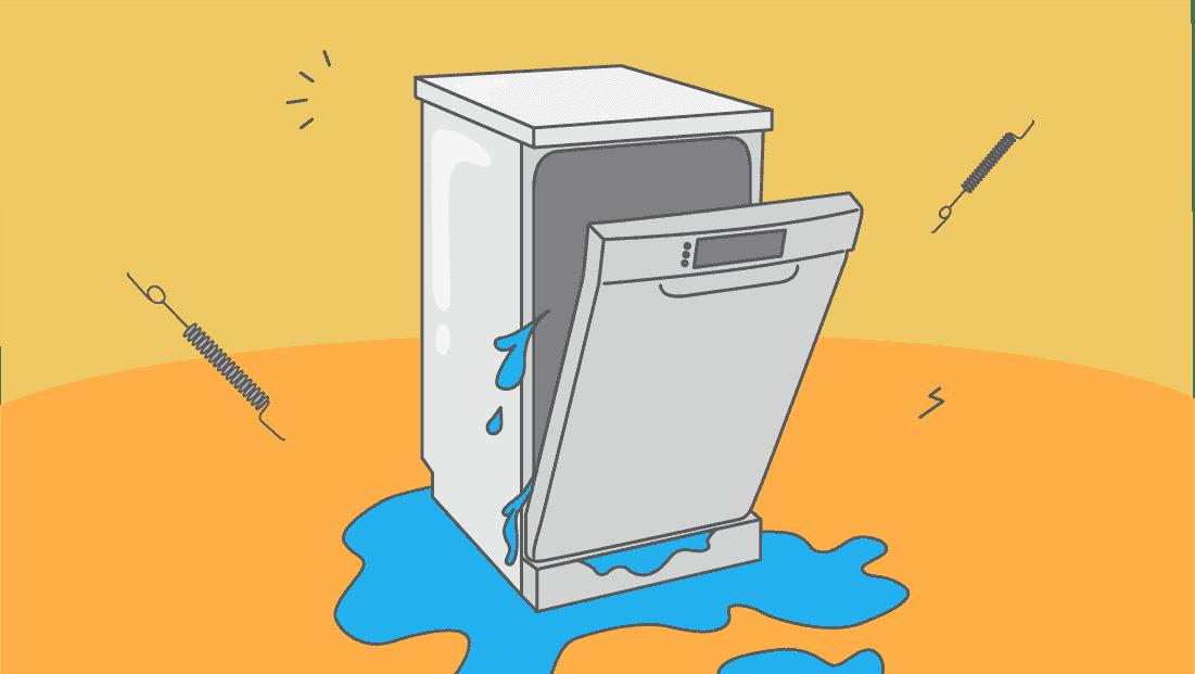Panne de lave-vaisselle : comment identifier le problème ?