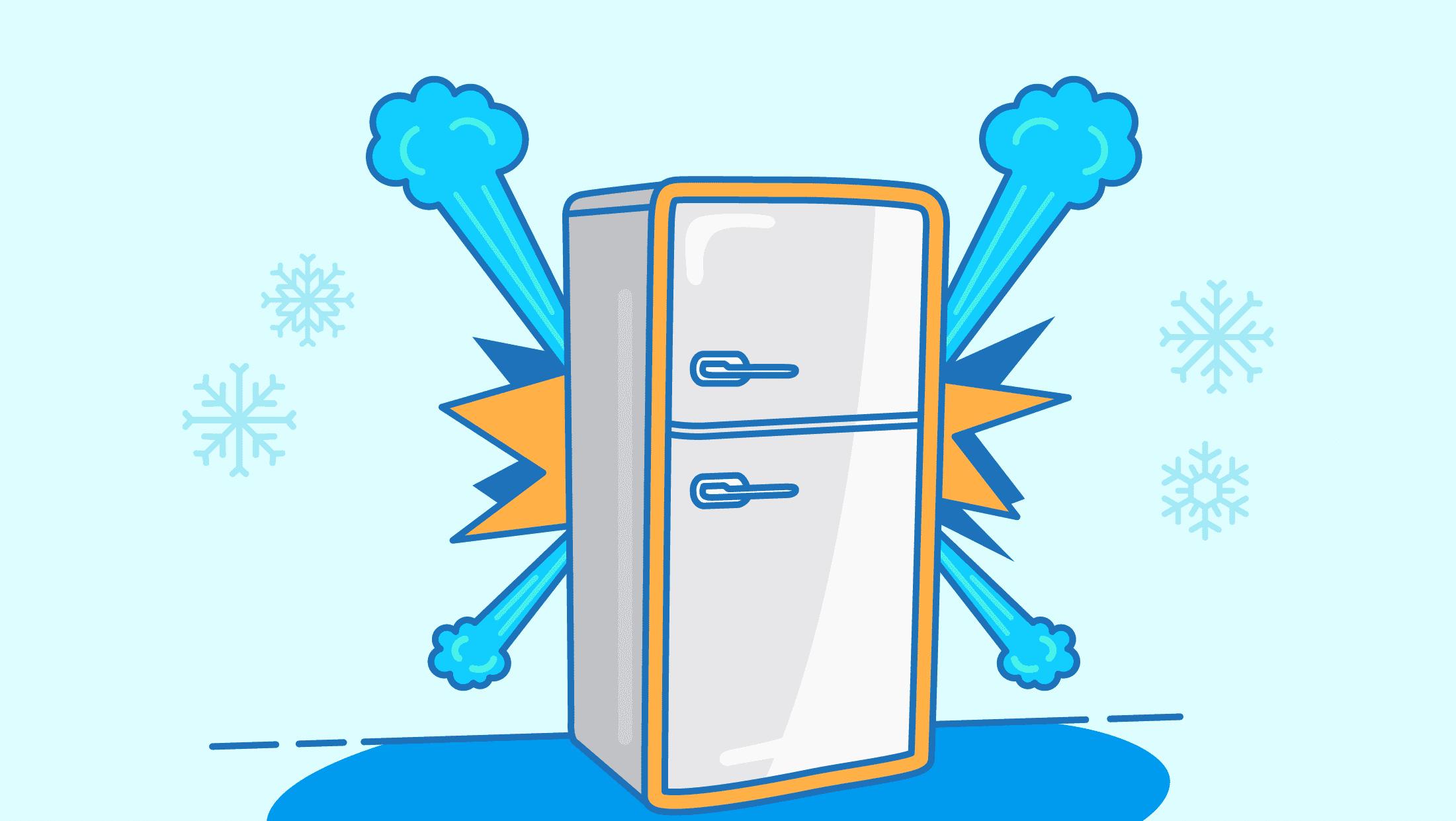 Pourquoi mon frigo fait du bruit ?